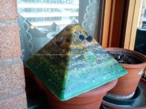 grandi piramidi Cheope orgonite