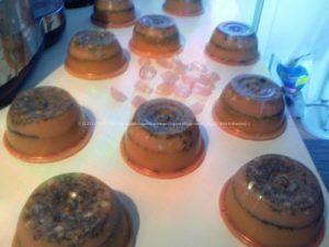 orgonite naturale cera d'api quarzo rosa