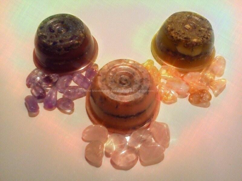 orgone orgonite naturale cera d'api naturale Wilhelm Reich scie chimiche