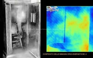beeswax chembuster energy is equal to the energy photographed inside Doctor's Reich orgonic chambres- energia orgonica