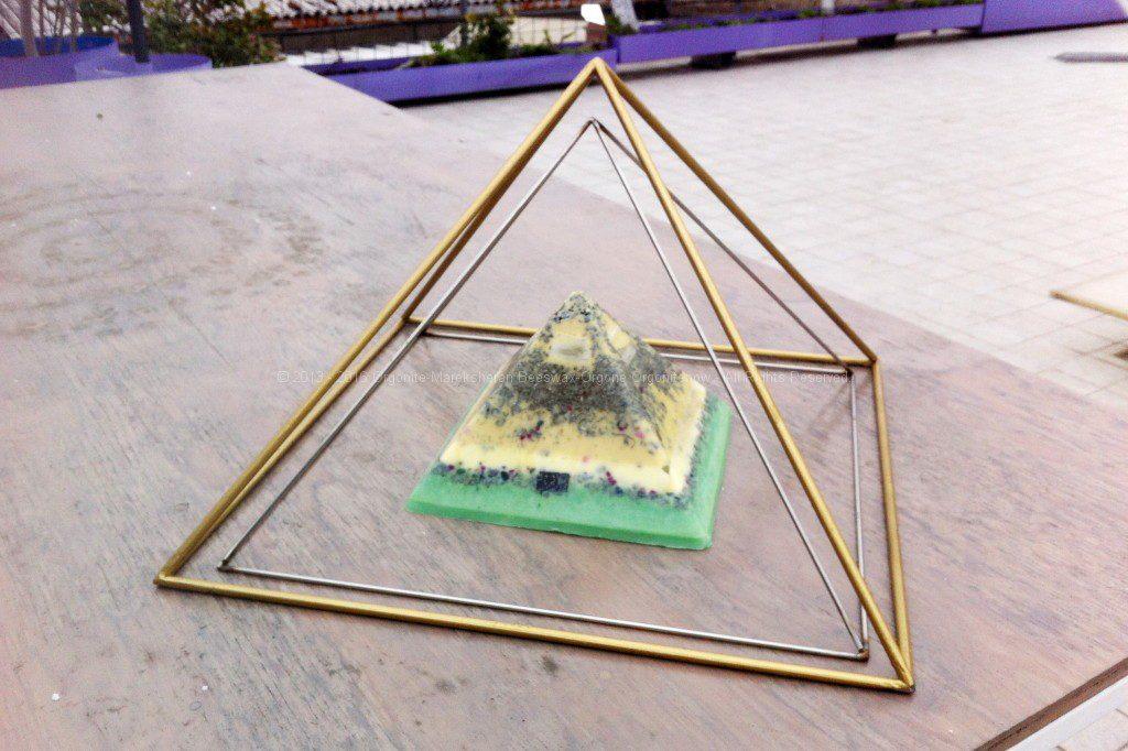 le piramidi di Marek Sheran