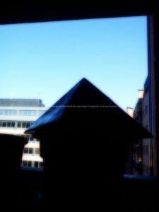Orgonite sky blue