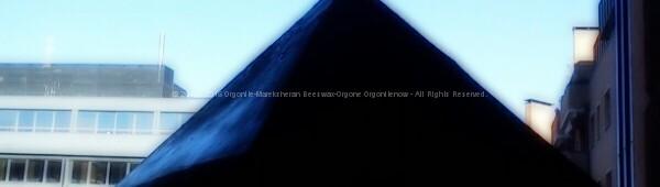 Orgonite Sky Blue – Ciel Blu Orgon by you
