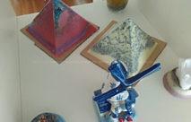 Piramidi Orgonite Cera 12 cm – Galleria Foto