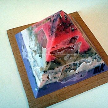 Orgonite Pyramid 12 Excellence 11