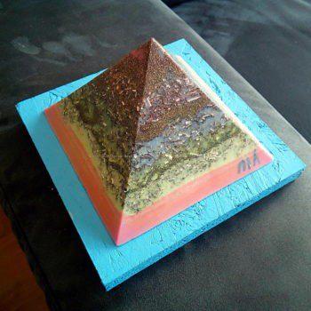 Veganite pyramid 12 Class 009
