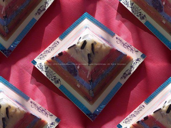 Miracle 17 cm pyramid orgonite