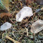 Organic materials & Quartz