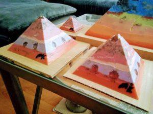 Bosnian pyramids - Giza pyramids